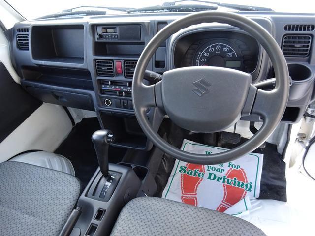 スズキ キャリイトラック KCエアコン・パワステ オートマ 4WD