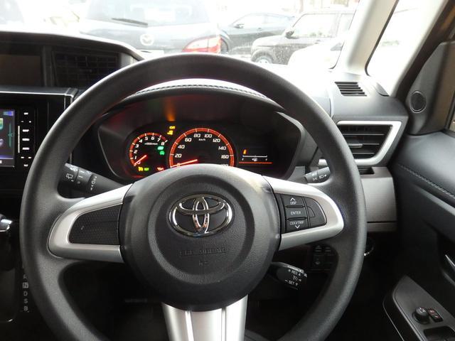トヨタ ルーミー G 両側オートドア ナビBT付フルセグTV 寒冷地仕様4WD