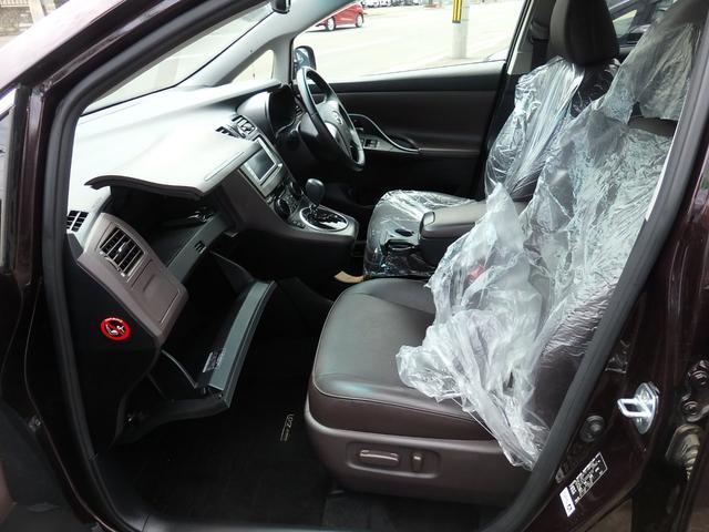 240G 4WD レザーシート ナビTV Bカメラ ETC(18枚目)