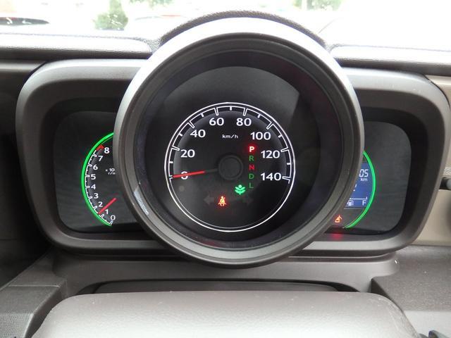 G 4WD 横滑り防止 アイドリングストップ エンジンスターター プッシュスタート ベンチシート(22枚目)