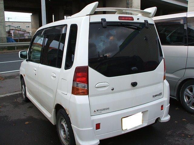 三菱 トッポBJ R ターボ4WD