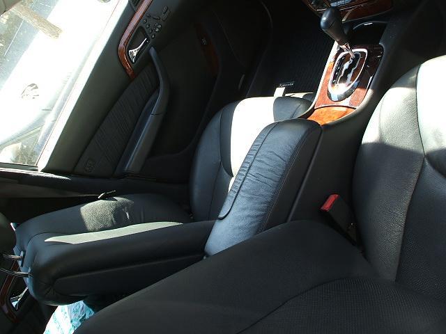 S320 WSRS ABS 本革シート SR AW(10枚目)