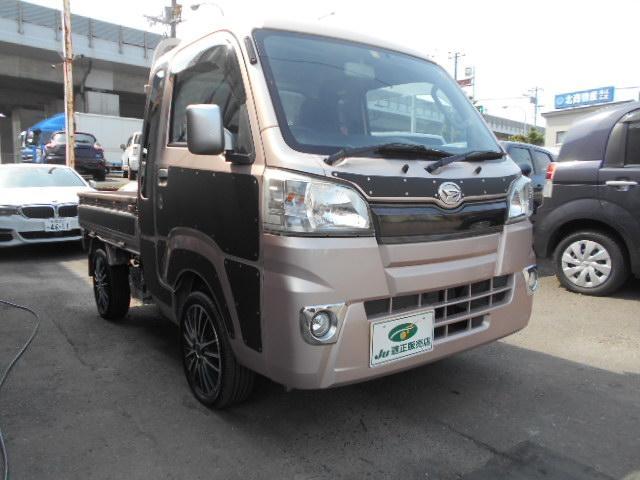 ジャンボ 3方開 4WD キーレス 荷台作業灯(2枚目)