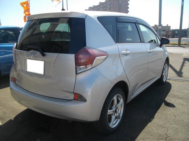 「トヨタ」「ラクティス」「ミニバン・ワンボックス」「北海道」の中古車7