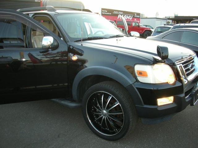 「フォード」「エクスプローラースポーツトラック」「SUV・クロカン」「北海道」の中古車55