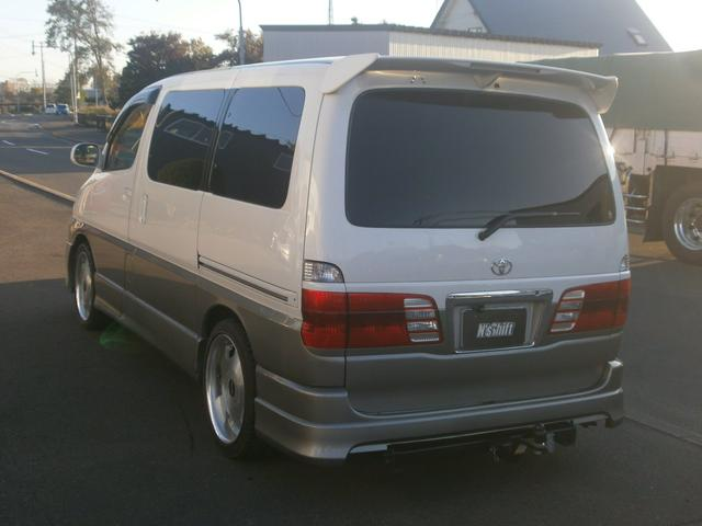 「トヨタ」「グランドハイエース」「ミニバン・ワンボックス」「北海道」の中古車6