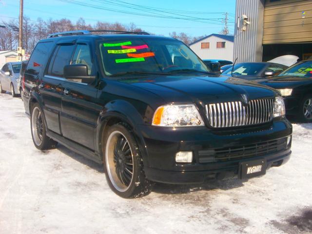 「リンカーン」「リンカーン ナビゲーター」「SUV・クロカン」「北海道」の中古車3