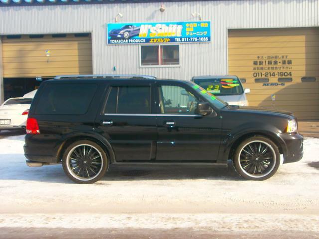 「リンカーン」「リンカーン ナビゲーター」「SUV・クロカン」「北海道」の中古車4