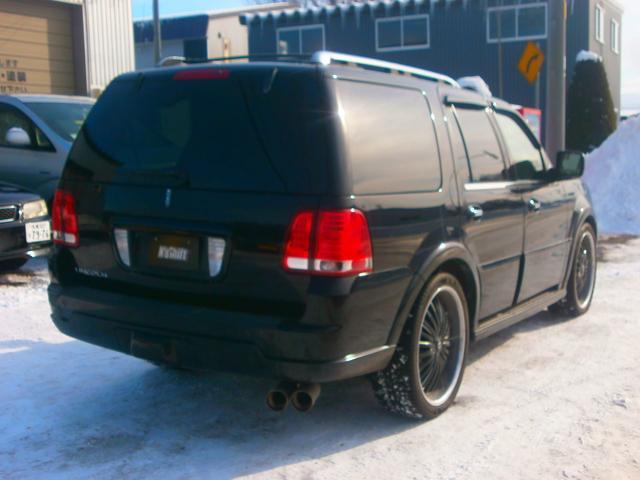 「リンカーン」「リンカーン ナビゲーター」「SUV・クロカン」「北海道」の中古車5