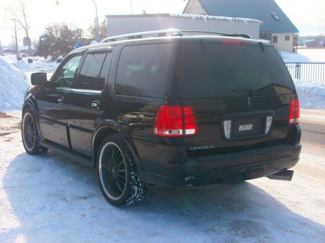 「リンカーン」「リンカーン ナビゲーター」「SUV・クロカン」「北海道」の中古車6