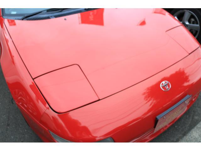 トヨタ MR2 GT-Sターボ 5速マニュアル