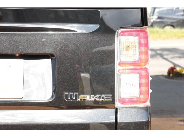 ダイハツ ウェイク GターボSAIII 4WD 純正ナビTV 両側電動ドア