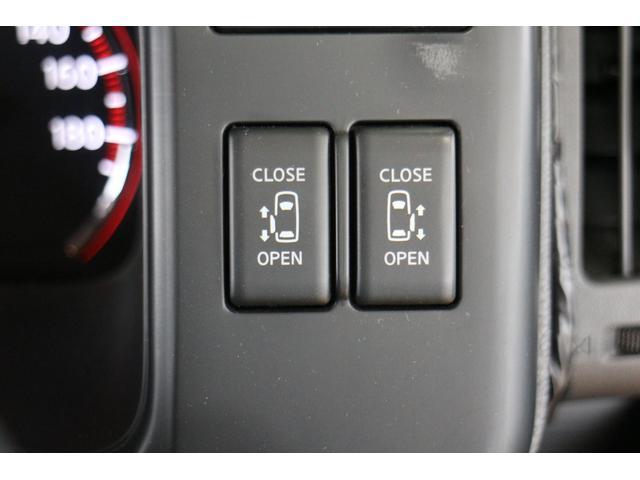 運転席からもスライドドアの操作が行なえます!