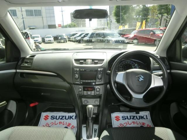 スズキ スイフト XG-DJE CD マット ドアバイザー