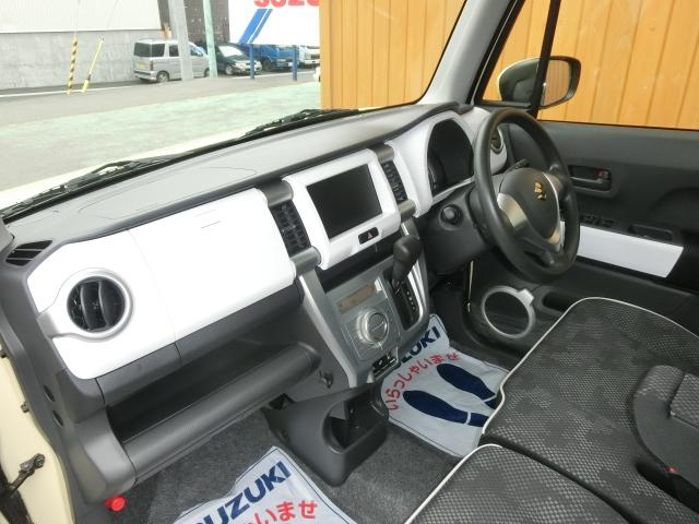 スズキ ハスラー Gターボ 4WD RBS ESP アイドリングSTOP