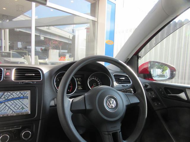 フォルクスワーゲン VW ゴルフ TSIトレンドライン 1オーナー キーレス ナビ 地デジ