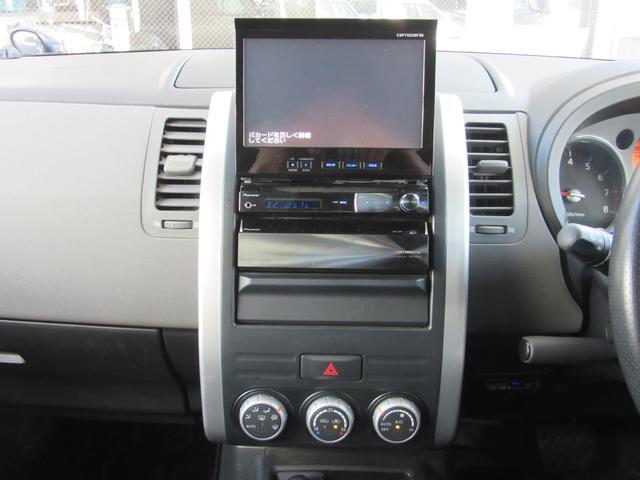 HDDナビ、地デジ、CD、フルオートエアコン