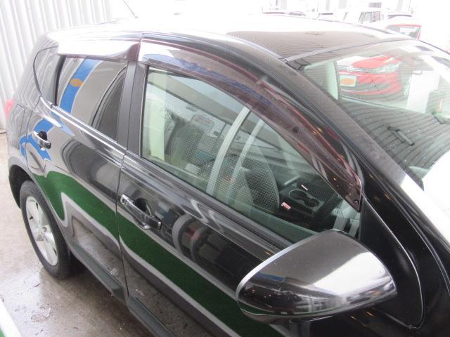 日産 デュアリス 20G FOUR ガラスルーフ インテリキー ナビ 4WD