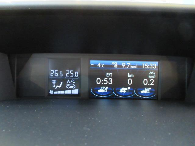 2.0i-Sアイサイト 1オーナー ナビ 地デジ 4WD(8枚目)