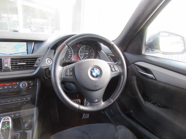 xDrive 20i Mスポーツ 4WD HID 純正ナビ(9枚目)