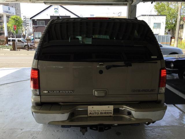「シボレー」「シボレーサバーバン」「SUV・クロカン」「北海道」の中古車3