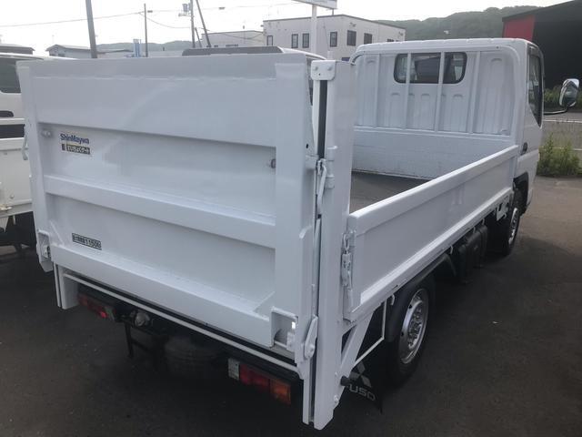 平ボディ 4WD トラック MT ETC 3名乗り フル装備(4枚目)