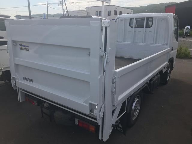 平ボディ 4WD トラック MT ETC 3名乗り フル装備(5枚目)