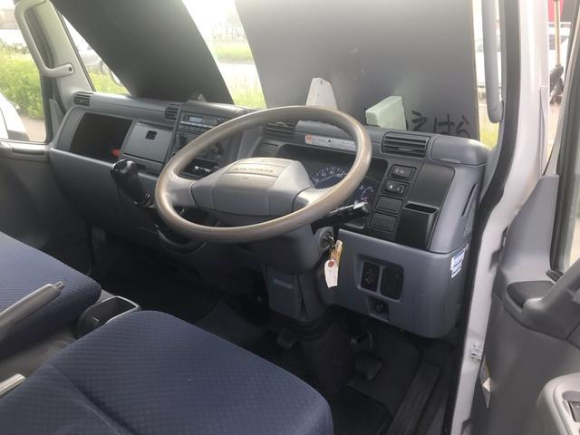 平ボディ 4WD トラック MT ETC 3名乗り フル装備(11枚目)