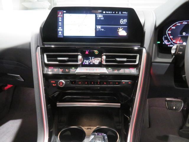 M850i xDriveクーペ 当社デモカー V8 4400ccエンジン ナイトビジョン B&Wサウンド 純正20インチアロイホイール レーザーライト xDrive(29枚目)