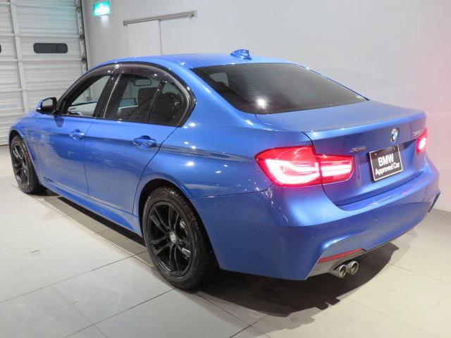 320i xDrive Mスポーツ 認定中古車 xDrive Mスポーツ限定色エストリルブルー 車線逸脱警告 衝突軽減ブレーキ 夏タイヤ有 リアビューカメラ リアセンサー(17枚目)