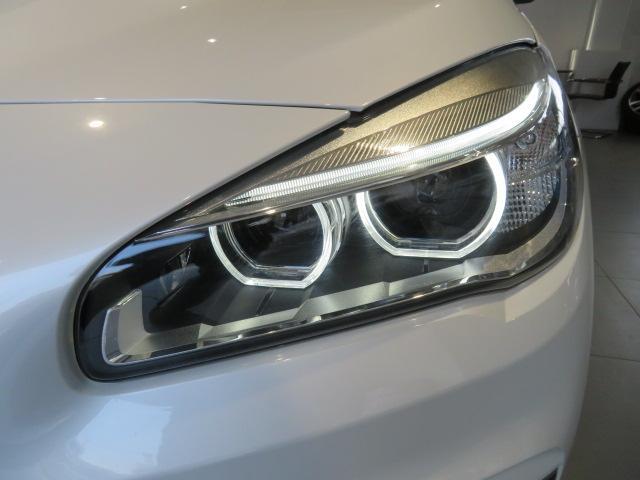 218d xDriveアクティブツアラーラグジュアリ 認定中古車 2年保証 ワンオーナー コンフォートパッケージ 電動リアゲート スライディングリヤシート アドバンスドアクティブセーフティパッケージ(12枚目)