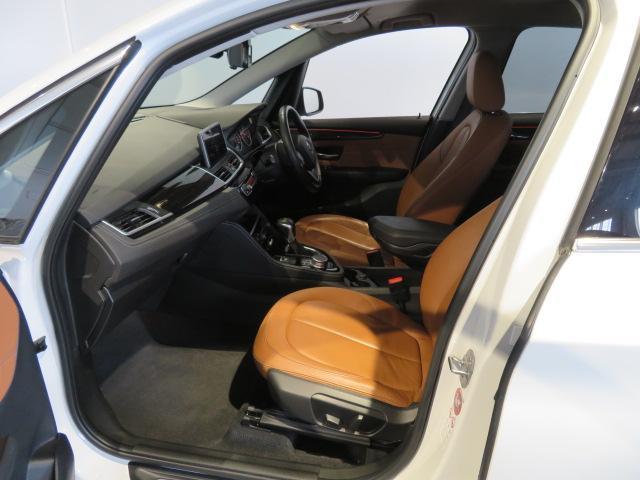 218d xDriveアクティブツアラーラグジュアリ 認定中古車 2年保証 ワンオーナー コンフォートパッケージ 電動リアゲート スライディングリヤシート アドバンスドアクティブセーフティパッケージ(13枚目)