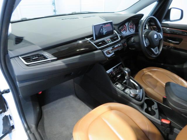 218d xDriveアクティブツアラーラグジュアリ 認定中古車 2年保証 ワンオーナー コンフォートパッケージ 電動リアゲート スライディングリヤシート アドバンスドアクティブセーフティパッケージ(14枚目)