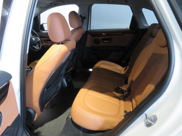218d xDriveアクティブツアラーラグジュアリ 認定中古車 2年保証 ワンオーナー コンフォートパッケージ 電動リアゲート スライディングリヤシート アドバンスドアクティブセーフティパッケージ(15枚目)
