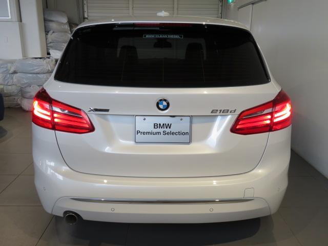 218d xDriveアクティブツアラーラグジュアリ 認定中古車 2年保証 ワンオーナー コンフォートパッケージ 電動リアゲート スライディングリヤシート アドバンスドアクティブセーフティパッケージ(18枚目)