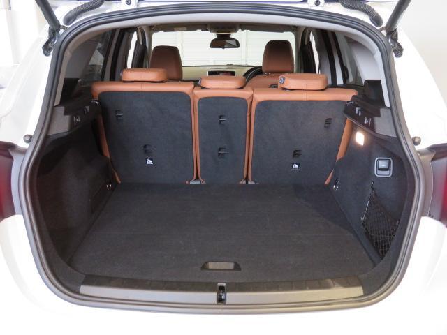 218d xDriveアクティブツアラーラグジュアリ 認定中古車 2年保証 ワンオーナー コンフォートパッケージ 電動リアゲート スライディングリヤシート アドバンスドアクティブセーフティパッケージ(20枚目)