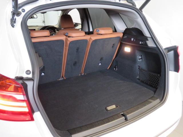 218d xDriveアクティブツアラーラグジュアリ 認定中古車 2年保証 ワンオーナー コンフォートパッケージ 電動リアゲート スライディングリヤシート アドバンスドアクティブセーフティパッケージ(21枚目)