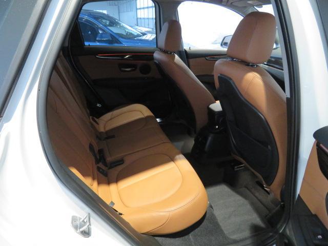 218d xDriveアクティブツアラーラグジュアリ 認定中古車 2年保証 ワンオーナー コンフォートパッケージ 電動リアゲート スライディングリヤシート アドバンスドアクティブセーフティパッケージ(23枚目)