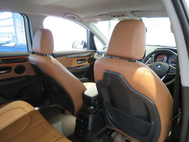 218d xDriveアクティブツアラーラグジュアリ 認定中古車 2年保証 ワンオーナー コンフォートパッケージ 電動リアゲート スライディングリヤシート アドバンスドアクティブセーフティパッケージ(24枚目)