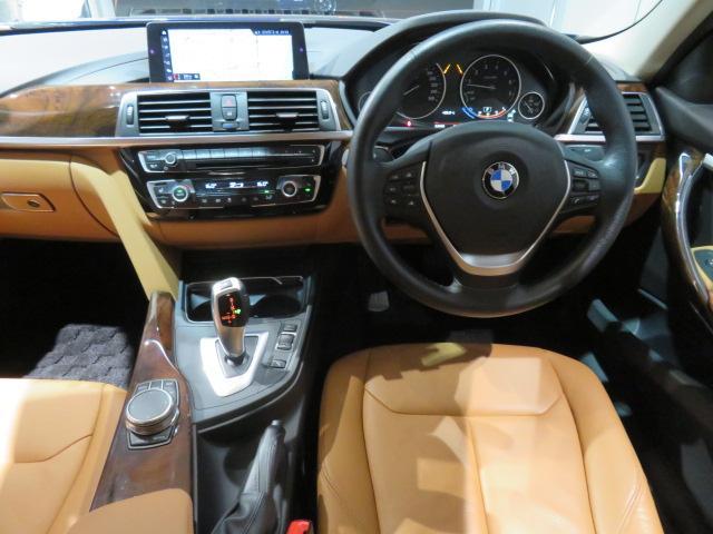 320i xDrive ラグジュアリー 認定中古車 2年保証 ワンオーナー luxury 前後PDCセンサー 純正前後ドライブレコーダー レザーシート シートヒーター スタッドレス装着中 純正夏タイヤホイールセット有(18枚目)