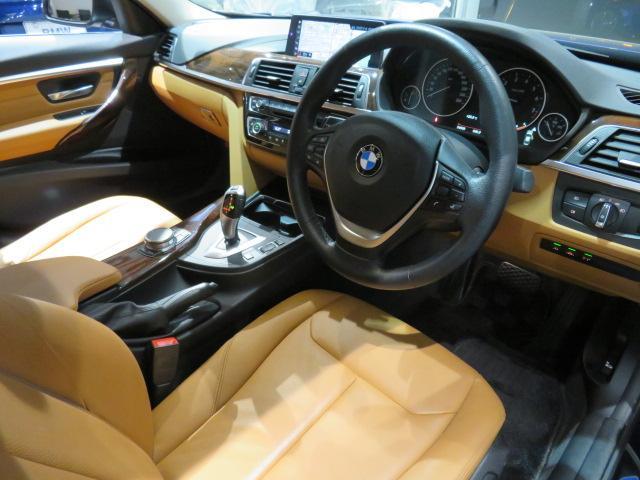 320i xDrive ラグジュアリー 認定中古車 2年保証 ワンオーナー luxury 前後PDCセンサー 純正前後ドライブレコーダー レザーシート シートヒーター スタッドレス装着中 純正夏タイヤホイールセット有(22枚目)