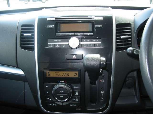 オートエアコン!温度設定するだけで自動で車内を設定温度にしてくれます!