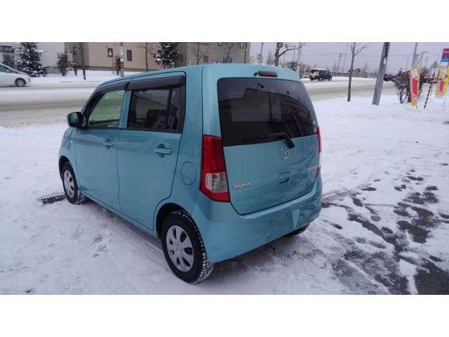 660 XG 4WD 寒冷地仕様 純正オーディオ 夏冬タイヤ(8枚目)