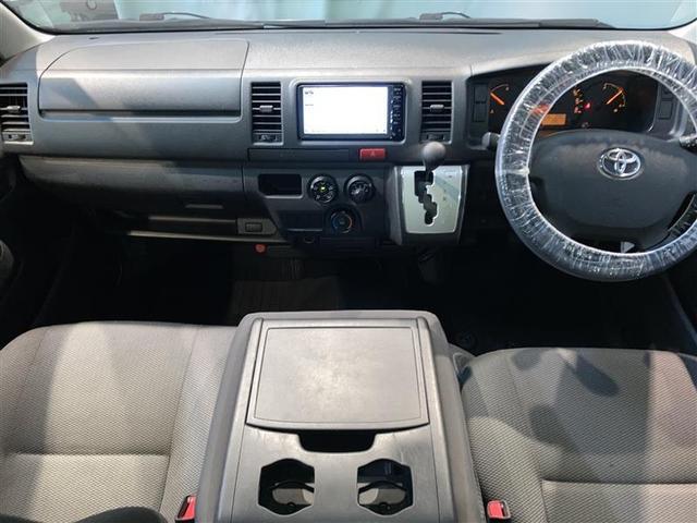 ロングDX 4WD ワンセグ メモリーナビ ミュージックプレイヤー接続可 ETC 乗車定員6人 ディーゼル(2枚目)