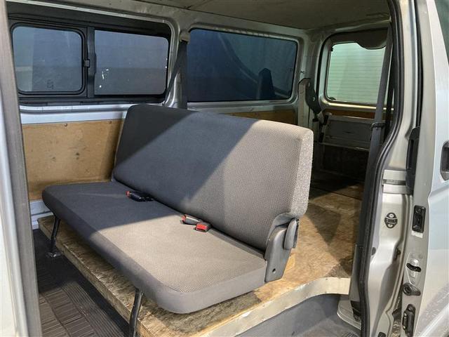 ロングDX 4WD ワンセグ メモリーナビ ミュージックプレイヤー接続可 ETC 乗車定員6人 ディーゼル(8枚目)