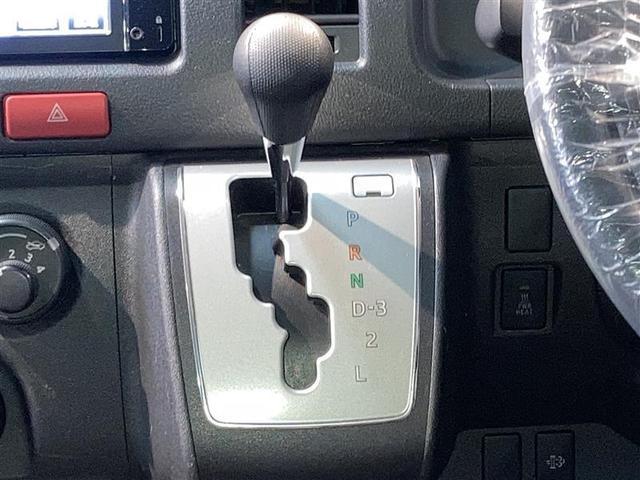 ロングDX 4WD ワンセグ メモリーナビ ミュージックプレイヤー接続可 ETC 乗車定員6人 ディーゼル(10枚目)