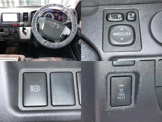 DX GLパッケージ 4WD ワンセグ メモリーナビ ミュージックプレイヤー接続可 衝突被害軽減システム ETC ドラレコ ディーゼル(10枚目)