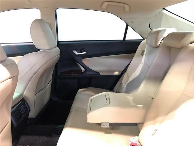 「トヨタ」「マークX」「セダン」「北海道」の中古車8