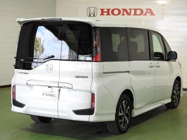 「ホンダ」「ステップワゴンスパーダ」「ミニバン・ワンボックス」「北海道」の中古車8