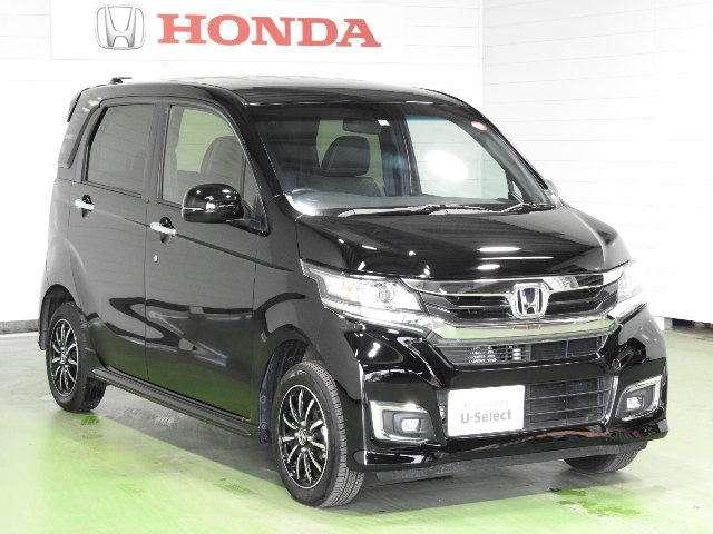 「ホンダ」「N-WGNカスタム」「コンパクトカー」「北海道」の中古車5